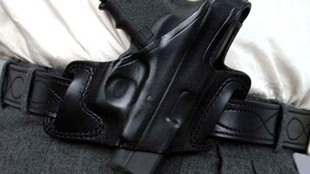 Kahramanmaraş'ta Silah Yasağı! Ruhsatlı da Olsa Taşınamayacak