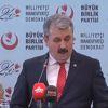 BBP Lideri Destici, Partisinin Program ve Tüzük Kurultayında Konuştu 11