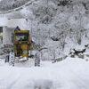 Trabzon'da Karla Mücadele Ekipleri Ceset Buldu