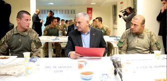 Altınok Öz: Başbakan'ın Bulunduğu Fotoğraftaki İkinci Asker de Şehit Oldu