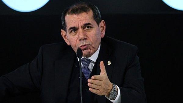 Galatasaray Başkanı Özbek Önemli Müjdeler Verdi