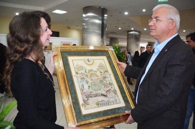 Torbalı Belediyesi Geleneksel Sanatları Yaşatıyor