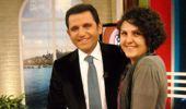 Fatih Portakal'ın Eşi Haber Sunuculuğuna Soyundu