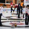 Eyof 2017 - Curling Müsabakaları Başladı