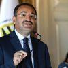 Adalet Bakanı Bekir Bozdağ Açıklaması