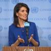 Haley Vowed 'İron-clad Support Of The US For Israel'