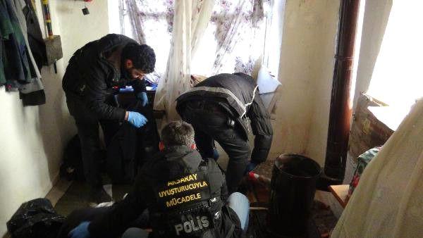 Aksaray'da Uyuşturucu Operasyonu: 3 Afgan Gözaltında