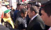 Fethiye Bakan Eroğlu'ndan Rejim Şakası