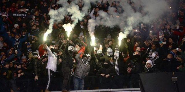 UEFA'dan Beşiktaş'a Ceza!