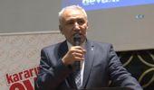 Gümrük Bakanı Tüfenkci: