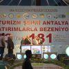 Bakanlar Çavuşoğlu ve Eroğlu Temel Atma Törenine Katıldı