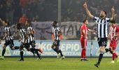 Beşiktaş'ın Rakibi Olympiakos, 13 Yıl Sonra Üst Üste Üç Maçta Yenildi