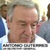 BM Genel Sekreteri Antonio Guterres, Somali'yi Ziyaret Etti.