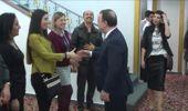 Silivri'de 8 Mart Dünya Kadınlar Günü Kutlandı