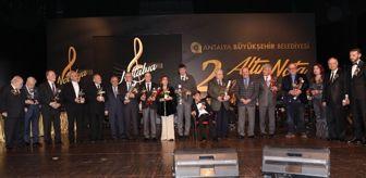 Mustafa Coşkun: Altın Nota'da Ödül Gecesi