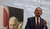 Nevşehir Bakan Özhaseki Yüzde 50'yi Aşarız Ama Bize Düşen Güçlü Bir Şekilde Aşmak
