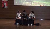 Ankara Anaokul Öğrencileri Sahnede Istiklal Marşının 10 Kıtasını Okudu