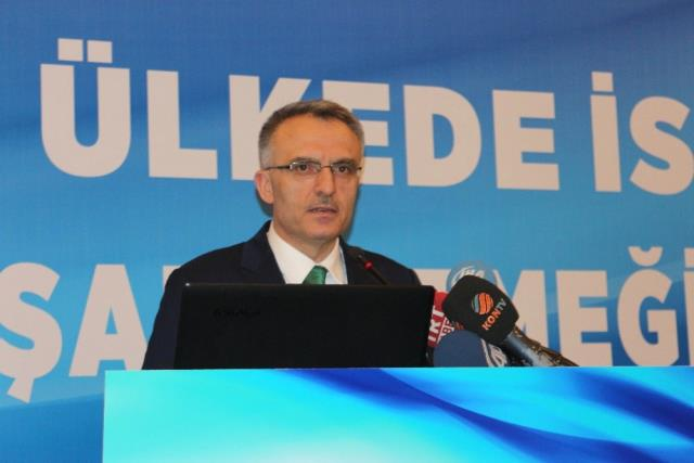 Bakan Ağbal, Konya Smmmo'nun Düzenlediği İstişare Toplantısına Katıldı