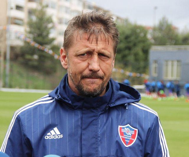 Kardemir Karabükspor Teknik Direktörü Barisic: