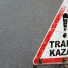 Uşak'ta Trafik Kazası : 1 Ölü