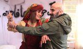 Suriyeli Kadını Canlandıran Tuğba Özay'ı Bordo Bereliler Kurtarıyor