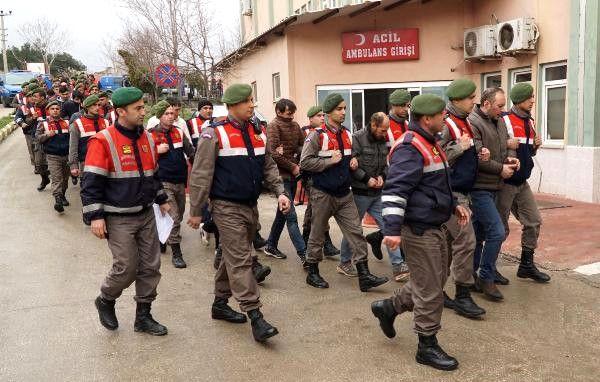 Edirne'de Uyuşturucu Ticaretine 24 Tutuklama