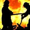 Turhal'da Ev Yangını