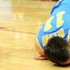 Basketi Attı Hastaneye Kaldırıldı!