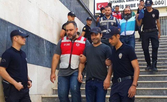 Dha İstanbul - Atilla Taş'ın da Aralarında Bulunduğu 21 Kişi Emniyet Müdürlüğünde