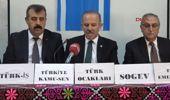 Sivas'ta Sivil Toplum Kuruluşlarından 'Kerkük' Tepkisi