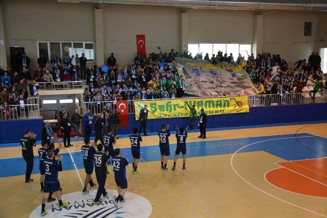 Serik Belediyespor Hentbol Süper Ligi'ne Yükseldi