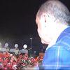 Cumhurbaşkanı Erdoğan Huber Köşkü'nde Halka Hitap Etti -1