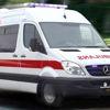 Devrilen Beton Mikserinin Sürücüsü Yaralandı