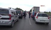 Manisa'daki Kazada 1 Kişi Öldü, 4 Kişi Yaralandı