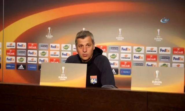 Bruno Genesio: 'Bu Sezon Oynayacağımız En Önemli Maç'