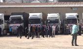 Mardin'den Suriye'ye Un Yardımı