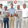 Turkish Airlines Challenge Tour Pro-Am Golf Turnuvası - National Golf Club Takımı Şampiyon Oldu