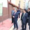 Yozgat Belediyesi Şiir Sokağı Oluşturdu
