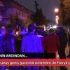 Galatasaray Geniş Güvenlik Önlemleri ile Florya'ya Geldi