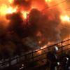 Ordu'da Korkutan Yangında 5 Bina Zarar Gördü