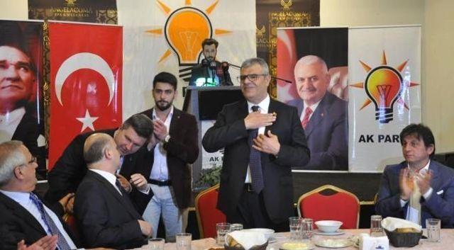 Başbakan Yardımcısı Kaynak: Kopenhag Kriterlerini Ankara Kriterleri Yaparız (4)