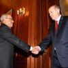 Erdoğan, Hindistan Cumhurbaşkanı Mukherjee ile Görüştü