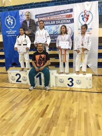 Bartınlı Judocular Bilecik'ten 3 Madalya ile Döndü