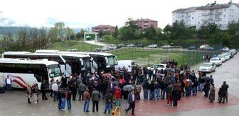 Yeşildağ: Turizmin 'Kınalı Kuzuları' Törenle Uğurlandı