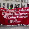 Güney Afrika'da Öğrenciler Protesto Düzenledi