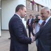 Başbakan Yıldırım, Moldova Parlamento Başkanı Candu Ile Bir Araya Geldi