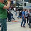 Denizli Izinsiz Eyleme Polis Müdahalesi: 34 Gözaltı