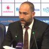 Galatasaray Teknik Direktörü Tudor: