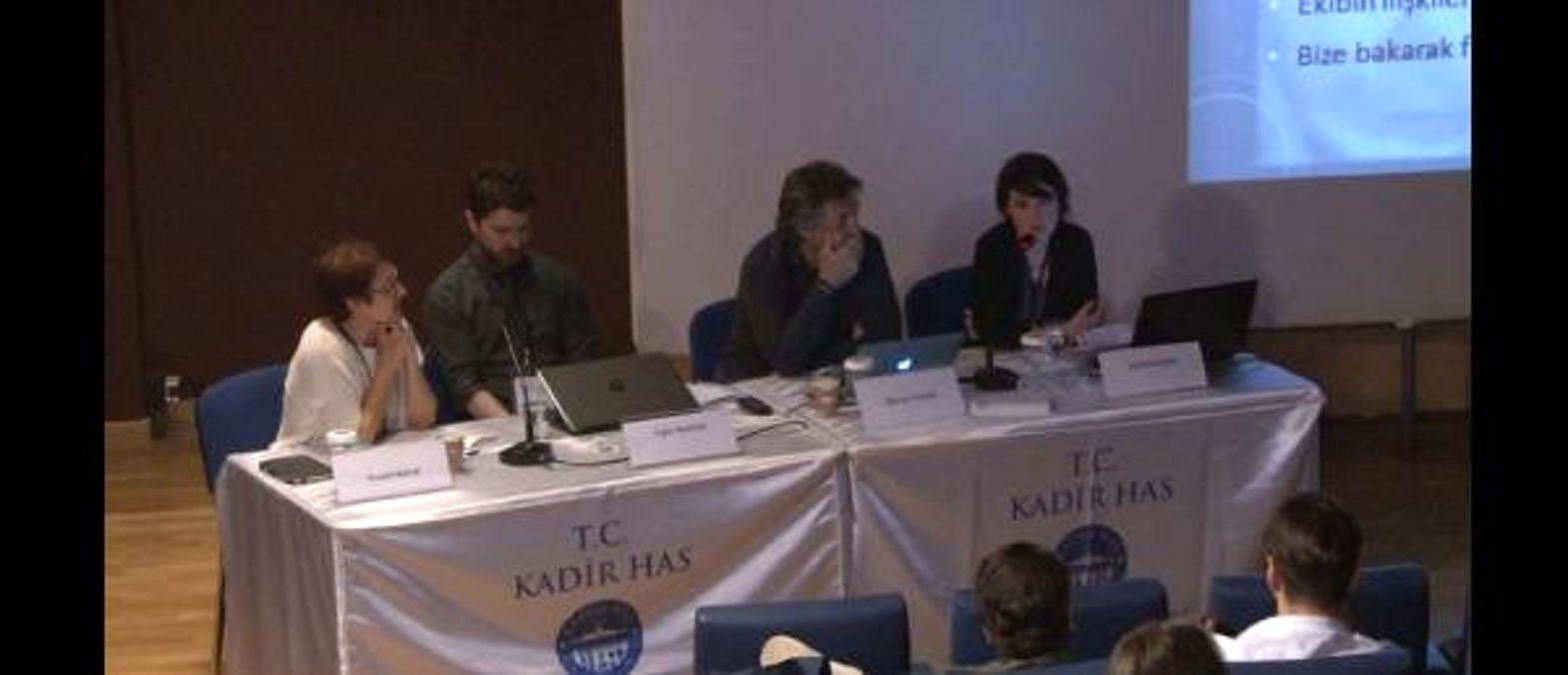 Türk Film Araştırmalarında Yeni Yönelimler Bu Yıl Sinemayı Ele Aldı