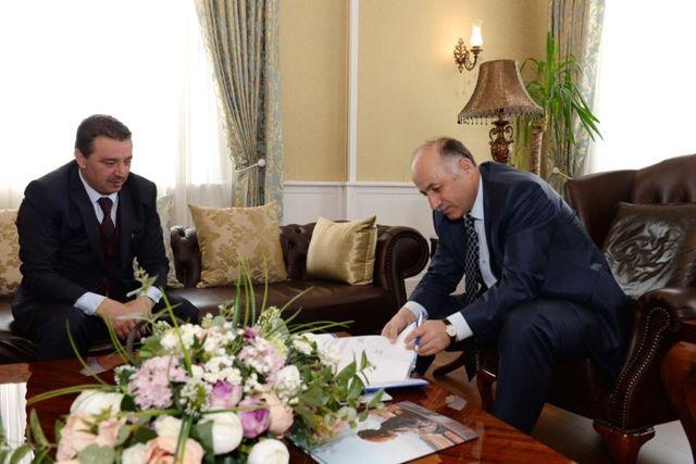 Türk Kızılayı Erzurum'da Okul Yaptıracak